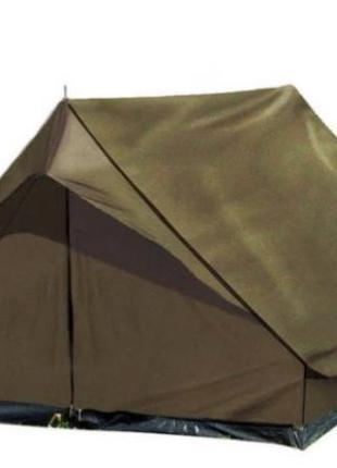 Палатка 2-х местная военная СССР