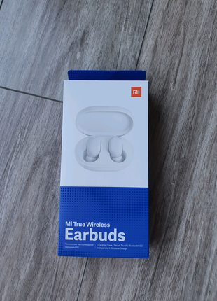 Наушники Xiaomi Mi True  Wireless Earbuds White(оригинал)