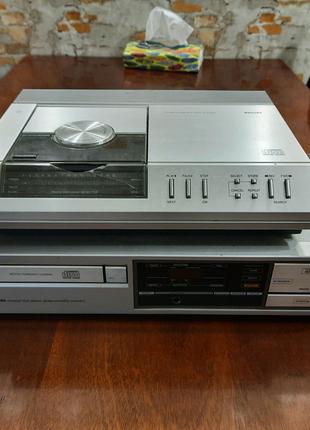 Philips cd100, Philips cd204