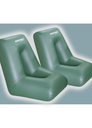 Надувное кресло Sport-Boat со спинкой, 2 размера, Новое1028