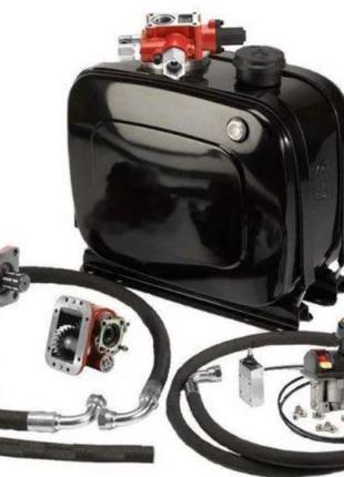 Комплект гидравлики на тягач Рено