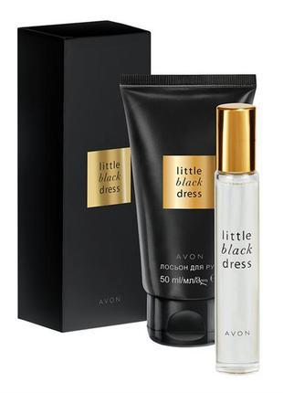 Парфумно-косметичний набір little black dress