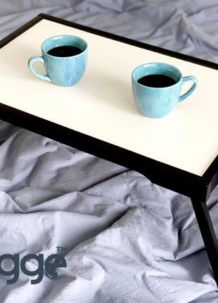 Деревянный столик для завтрака в постель Hygge™ Vanlig, венге