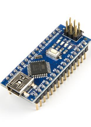 Arduino Nano V3.0 CH340G ( Распаянная )