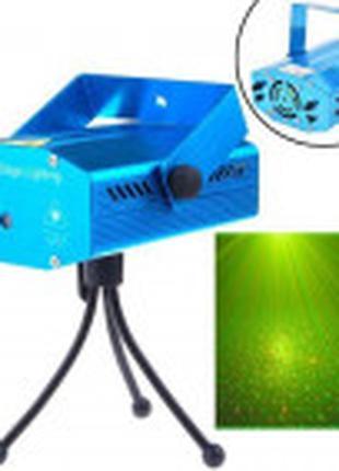Лазерный проектор 4 в 1