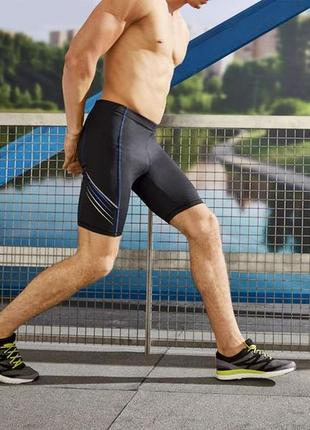 Мужские спортивные шорты для бега crivit
