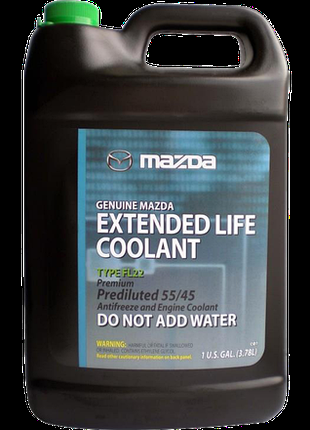 Mazda Extended Life Coolant 3,785L