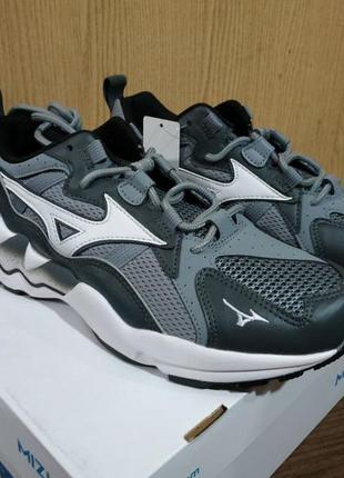 Обувь mizuno wave rider 42 кроссовки обувь
