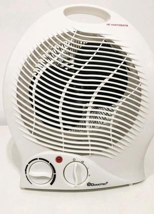 Обогреватель тепловентилятор Domotec