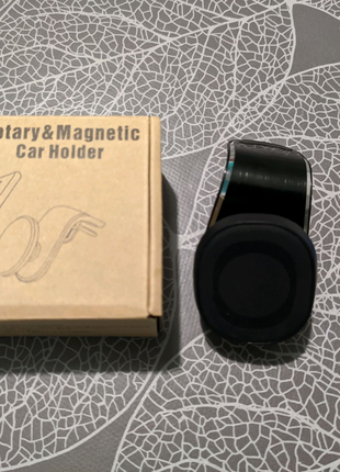 Магнитный держатель Kuulaa крепление для телефона в авто