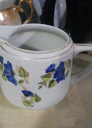 Молочник сливочник Довбыш 50-е