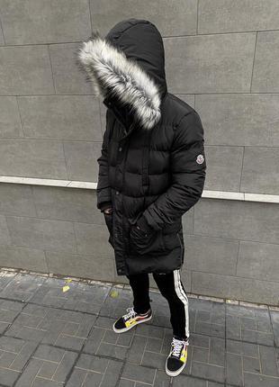 Пуховик куртка парка зимняя
