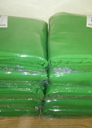 Зеленый фон Хромакей, green screen 3х3 м.