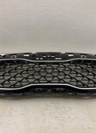 Решетка радиатора (без камеры) для Kia Sportage IV 4 2018-2020