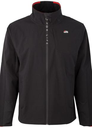 Abu Garcia Elite Soft Shell Jacket M качество Simms