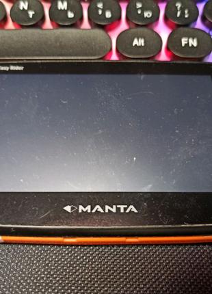 Новигатор MANTA MAPAMAP 6.4