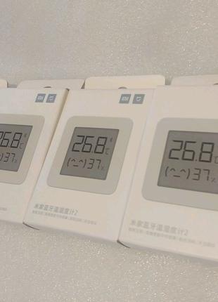 Датчики температуры и влажности Xiaomi Mijia