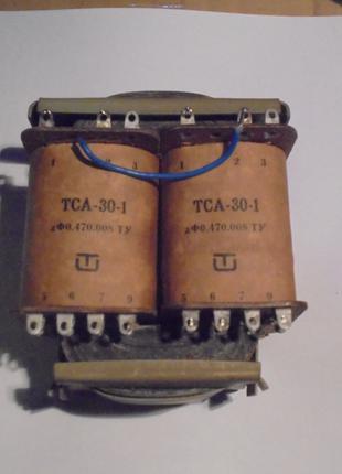Трансформатор силовой ТСА-30-1