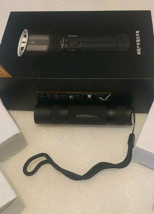 Xiaomi nextool фонарь + 2 аккумулятора 26650