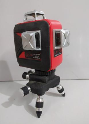 Лазерный уровень LSP LX-3D professional