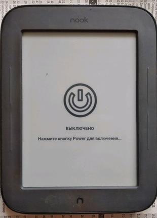 Электронная книга Nook Simple Touch (bnrv300) б/у
