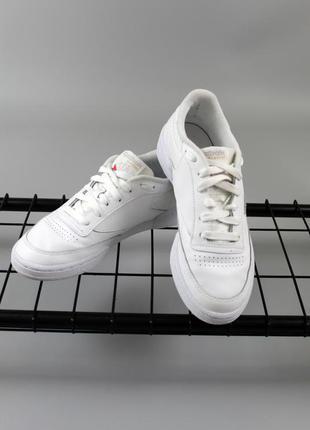 Кросівки жіночі reebok - club c 85