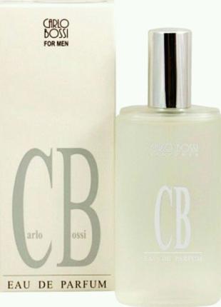 Парфюмерная вода для мужчин Carlo Bossi CB Men 100 мл