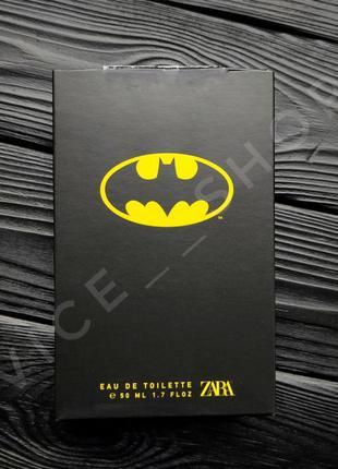 Zara batman детские духи парфюмерия туалетная вода оригинал ис...