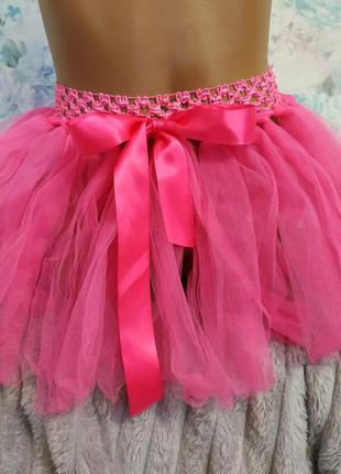 Юбка для танцев,фатиновая юбка