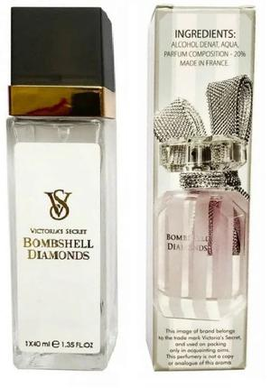 Парфюмерная вода Victoria`s Secret Bombshell Diamonds 2013-40 мл