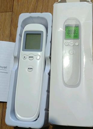 Термометр бесконтактный инфракрасный пирометр градусник детский