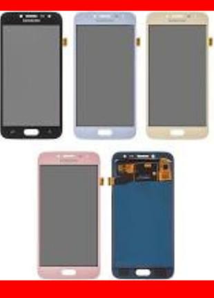 Дисплей Samsung J2 2018/J250 (OLED) Экран Купить Тачскрин Модуль