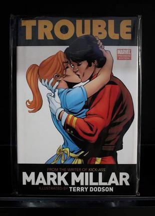 350, комікс Trouble by Mark Millar