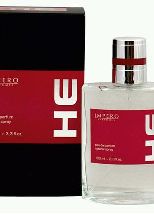 Парфюмерная вода для мужчин Carlo Bossi He Impero Red 100 мл