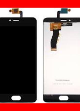 Дисплей Meizu M5s M612/Купить/Модуль/Экран/ОПТ