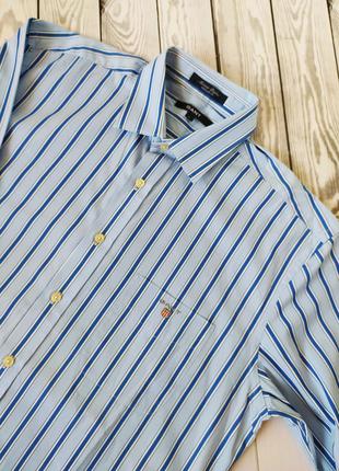 Рубашка Gant сорочка чоловіча Fred Perry Levi's Tommy Hilfiger