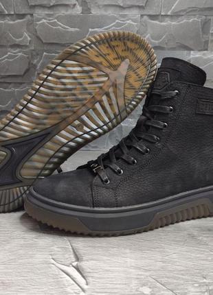 🔝зимние ботинки philipp plein🔝