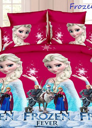 Комплект детского постельного белья Frozen Fever (160*215)