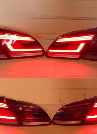 Volkswagen Passat CC Фонарь Фонарі стоп стопи фара запчасти в ...