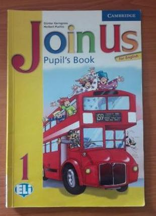 Join Us Pupil's Book 1