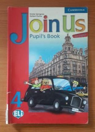 Join Us Pupil's Book 4