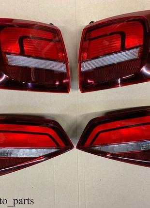 VW JETTA 5C Europe фонарь 5C6945095N 5C6945093K стоп стопи в н...