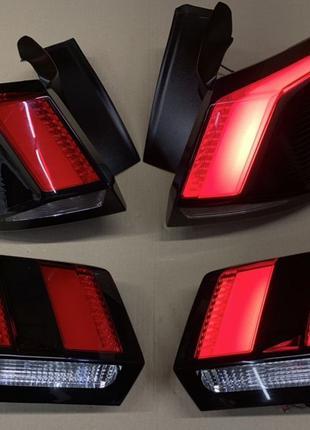 Peugeot 3008 LED фонарь стоп 9810477180   9810477780 внаявност...