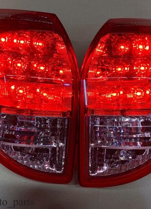 TOYOTA RAV 4 Restyle led Europe фонарь в наличии стоп стопи