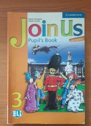 Join Us Pupil's Book 3
