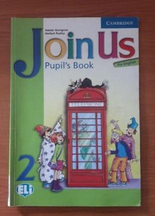 Join Us Pupil's Book 2