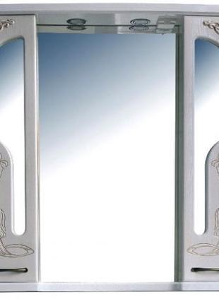 Зеркало для ванной комнаты: Барселона 195 rame