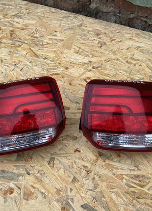 Mitsubishi Outlander 2015-2020 Фонари задние фары задние стоп
