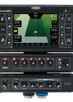 Компьютер контроля опрыскивания BRAVO 400S LT