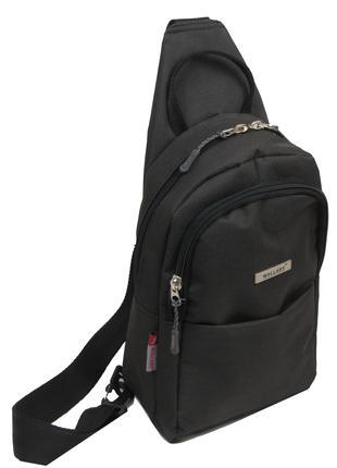Рюкзак однолямочный на одно плечо Wallaby 112, 8 л